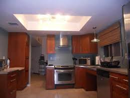 Image Of: Kitchen Ceiling Lighting Fixtures Led