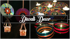 Small Picture DIY Diwali Decoration Ideas At Home 2016 Shreeja Bagwe YouTube