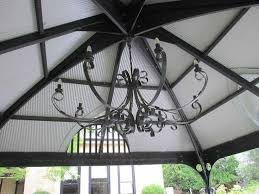 solar powered gazebo chandelier beautiful gazebo solar chandelier canada for living powered kisa info