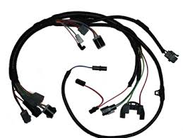 1985 ford mustang 5 0 carbureted wiring harness fox body mustang wiring harness at 85 Mustang Wiring Harness Body