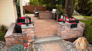 brick patio wall materials in lancaster