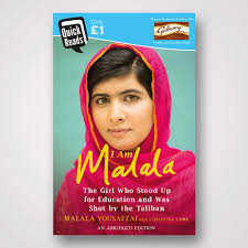 i am malala abridged book cover
