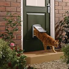 way locking cat flap for all pets