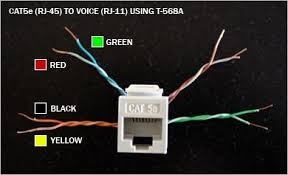 rj45 to rj11 wiring diagram wiring diagram rj 48 wiring diagram get image about