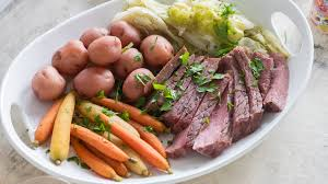 Cooking Light Corned Beef Cabbage N Y C Corned Beef And Cabbage Recipe Food Com
