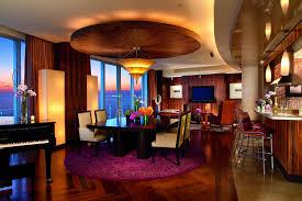 Living Room Bar Miami 2 Bedroom Suites In Miami Kimpton Epic Hotel Guest Room Suite 2