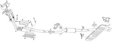 mk4 golf diagram on full 4motion oem exhaust and full milltek r32 posted image