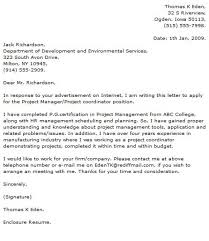 project manager cover letter examples cover letter now cefa381b