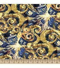 Circular Gallifreyan Blue fabric by theonekierce on Spoonflower ... & Dr Who fabric 1/4 metre or more Online Quilting Fabric Store Australia (4.90 Adamdwight.com