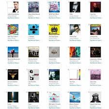5 Albums In The Itunes Top 20 Album Chart 10 2017 In