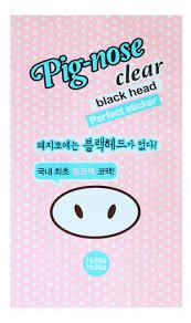 Купить <b>очищающая полоска для</b> носа Pig-Nose Clear Black Head ...