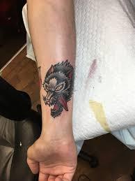 Golden Wave Tattoo Co Paul Plante