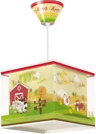 Leuke Hanglamp Met Boerderijdieren Mooi Voor In De Kinderkamer