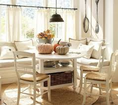 image breakfast nook september decorating. Corner Breakfast Nook Bench Small Round Dining Room Tables Kitchen Island Cart Ideas 915x813 Image September Decorating