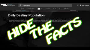 Destiny 2 Player Population Chart Removed For False Narratives