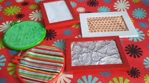 Sensory <b>Shapes DIY</b> | Pink Oatmeal