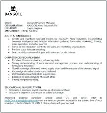 Job Description For Supply Chain Manager Supply Chain Management Job ...