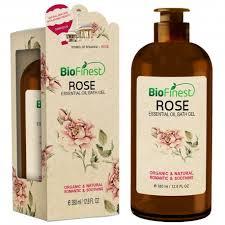 Premium Oil Gel - Rose Essential Grade Shower