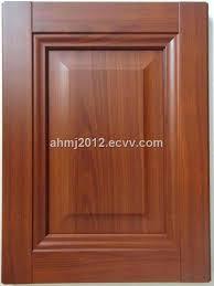 kitchen overlaid frame mode kitchen cabinet door pvc cupboard doors