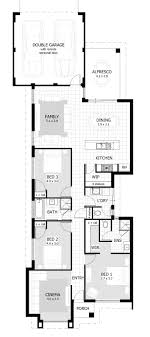 Frontage House Designs M Wide House Plans Inspirational Baby Nursery Narrow