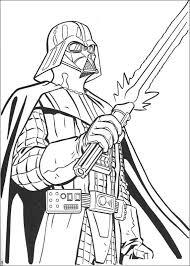 Kleurplaat Star Wars Darth Vader Recepten Om Te Maken Free