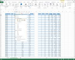 Pricing Model Excel Template Excel Extending Dynamics Ax