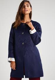 yumi short coat dark navy women coats yumi dresses debenhams