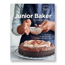 williams sonoma test kitchen junior chef baker cookbook