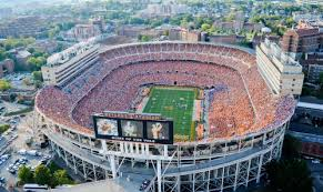 University Of Tennessee Seating Chart Tennessee Fund Season Tickets
