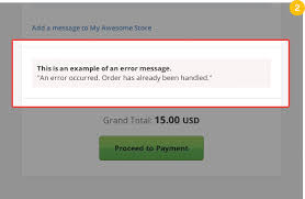 Help Center Problems Tictail Checkout At Having –