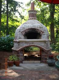 top result diy outdoor fireplace with pizza oven fresh 7485d1213470658 beehive round brick oven greensboro nc
