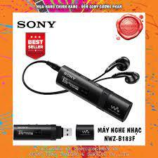 Máy Nghe Nhạc Sony Walkman MP3 NWZ-B183F ( Hàng Chính Hãng Sony Việt Nam )