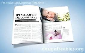 Free Magazine Template For Microsoft Word Magazine Layout Free Vector Art Downloads Template