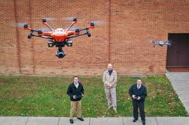 A Balancing Act Maryland Police Drones Aid In Searches