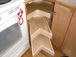 Pantry Door Storage Rack How To Use Corner Cabinet Space Corner