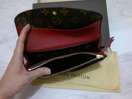 louis vuitton emilie wallet. thread: louis vuitton monogram emilie wallet in rouge n