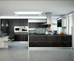 Latest Kitchen Kitchen Decorating Ideas Modern Minimalist White Apartment