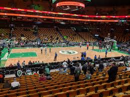 Td Garden Loge 13 Boston Celtics Rateyourseats Com
