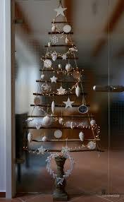 Weihnachtsbaum Türbehang Aus ästen Weihnachten äste