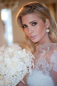 wedding makeup idea for blonde hair and brown eyes