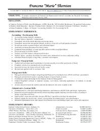 accounting resume skills summary general accountant sample samples  accounting resume skills and abilities custom critical analysis essay sample real estate financial aid representative 1