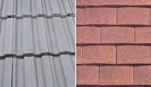 re using concrete roof tiles