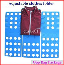 Folding Template For Clothes Clothes Folding Board