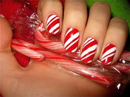 Easy Christmas Designs For Your Nails 40 Easy Christmas Nail Art Designs All About Christmas