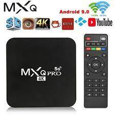 Android Tivi Box MXQ PRO TV Box Android 10.1 4K 4G+64G Thiết bị chuyển đổi  TV thường thành Smart Tivi Box