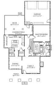 Craftsman Style House Plan 4 Beds 4 5 Baths 3680 Sq Ft Plan 453