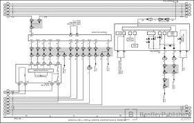 toyota prius repair manual bentley publishers excerpted illustration from toyota prius repair and maintenance manual 2004 2008 chapter 13 electrical wiring diagrams