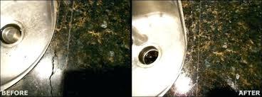 how to repair granite chipped granite granite repair 5 before after chipped granite counter edge how to repair granite
