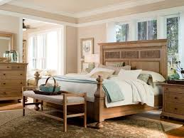 Unique Light Wood Bedroom Furniture Sets Rustic And Modern