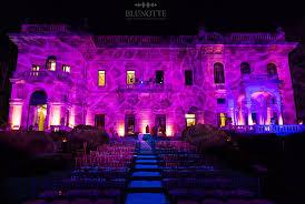 outdoor lighting effects. Italian-villa-outdoor-lighting-effects-by-blunotte-now- Outdoor Lighting Effects